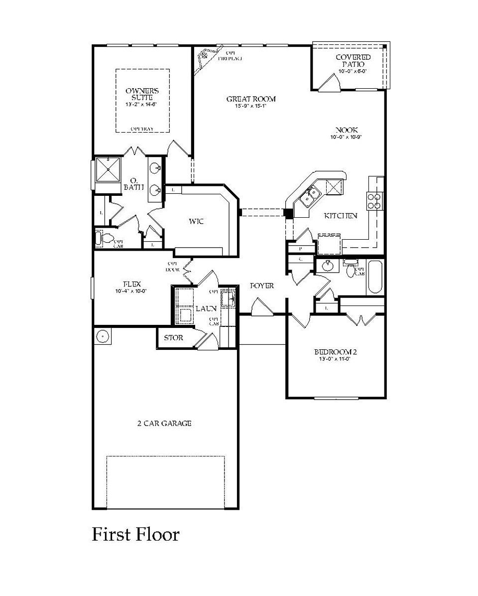 Copper Ridge New Home Plan League City Tx Pulte Homes New Home Builders The Village At Tuscan Lakes Pulte Homes Pulte New House Plans