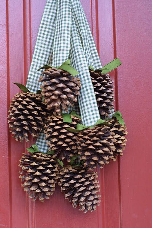 ribbon and cones