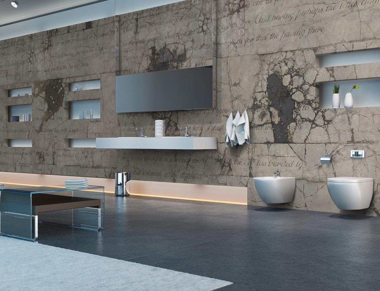 Glamora Glamtec superslim ceramic tile Designer K & B