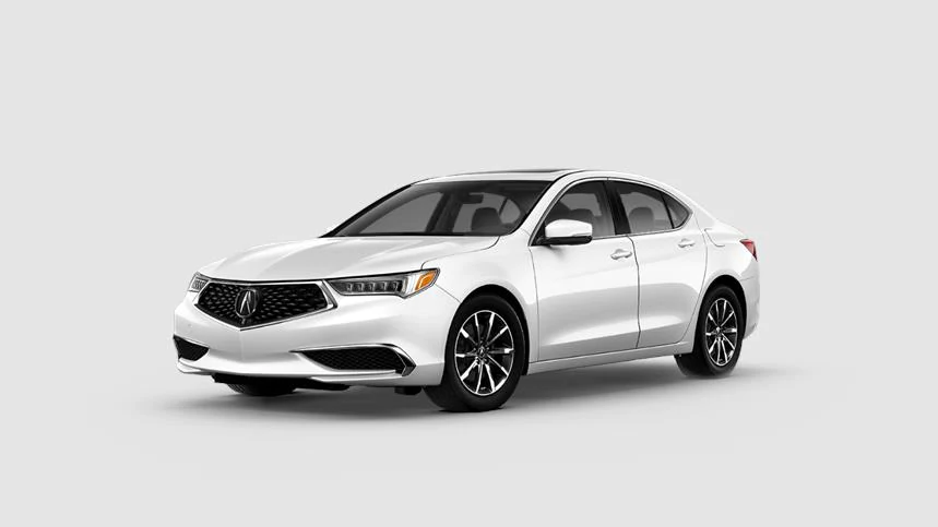 2020 Acura TLX Build & Price (With images