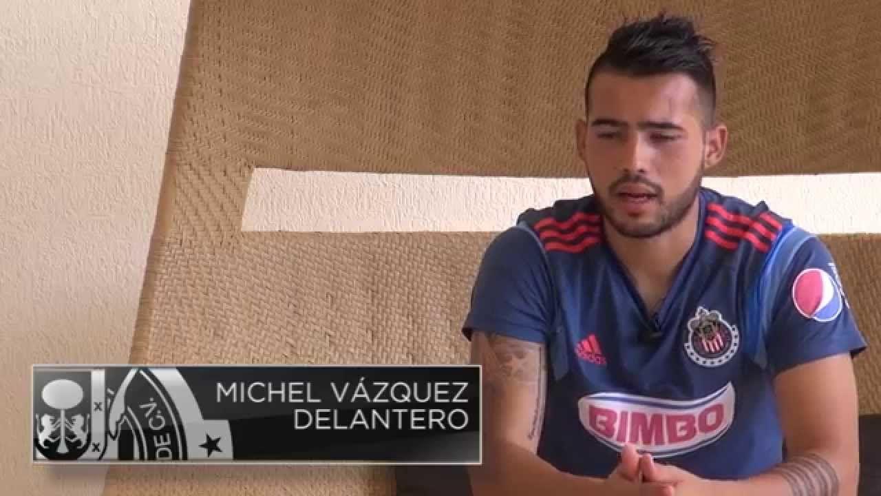 Entrevista Michel Vázquez