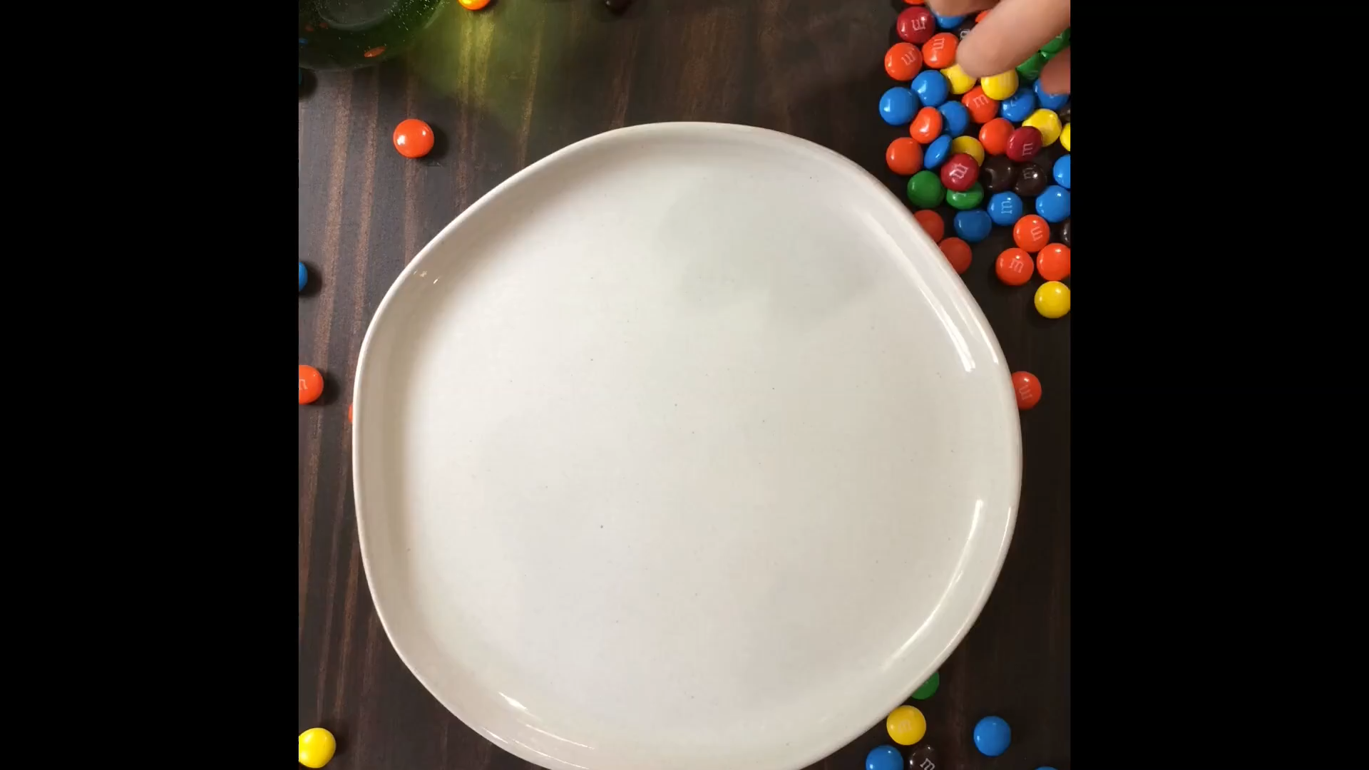 Rainbow M&M Experiment #5minutecraftsvideos