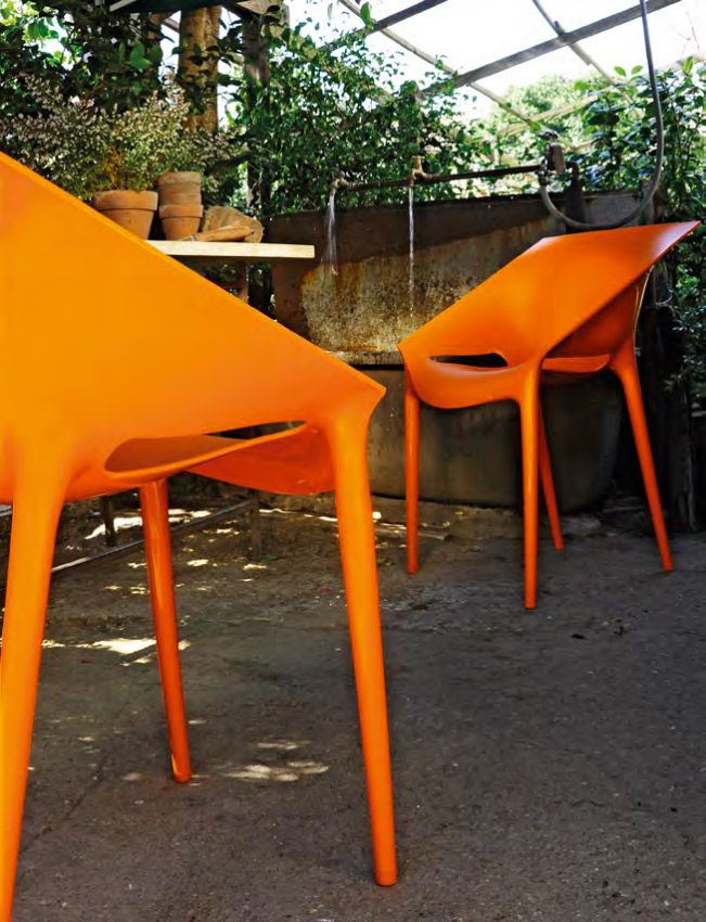 mobilier #jardin #outdoor #design Le fauteuil Dr Yes se distingue
