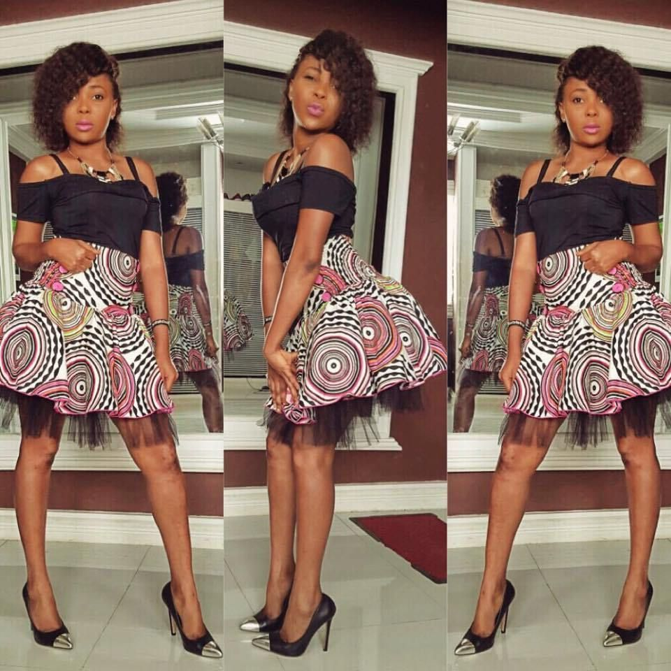 ankara short gown styles you should try this year timtop