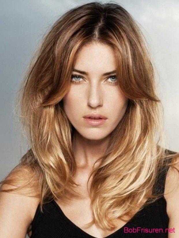 Besten Lange Haare Frauen Frisuren Haarschnitt Brautfrisur Lange Haare