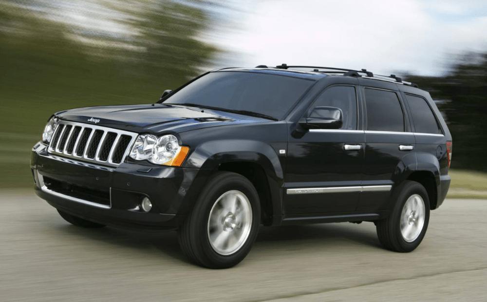 Best 2010 Jeep Grand Cherokee Laredo Problems