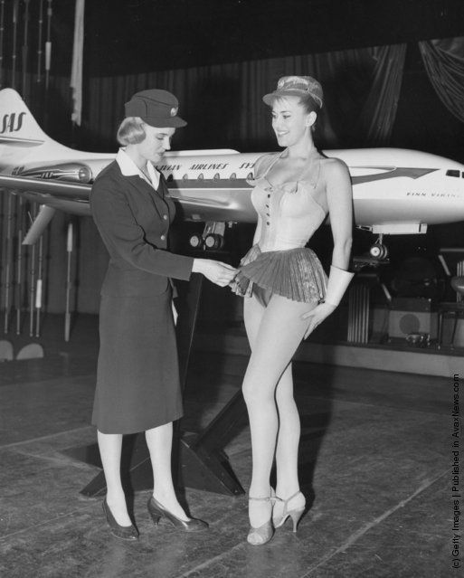 Airline stewardess sex stoires illustrated