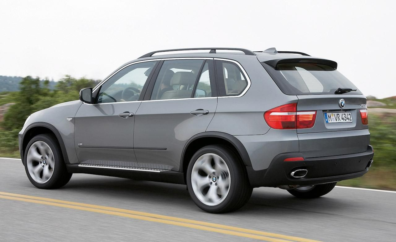 2009 BMW X5 Security Plus - 2009 BMW X5 Security Plus Bullet ...