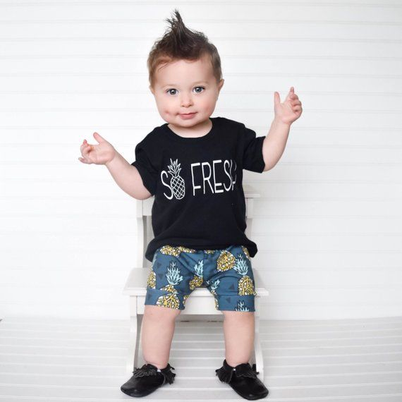 be919c1a6 so fresh, trendy boy clothes,baby boy clothes, toddler boy shirt, pineapple  shirt, hipster baby clo
