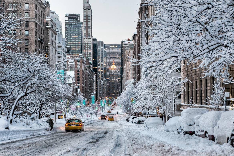 NYC Jan 2014