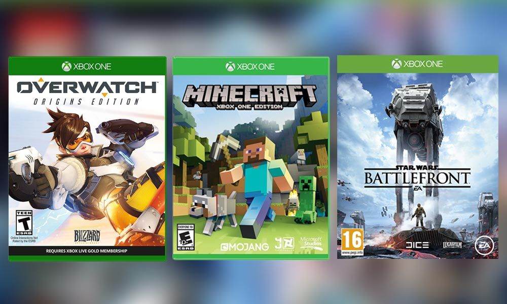 Best Xbox One Games for Kids of 2017-2018: The Games Which Will Hook