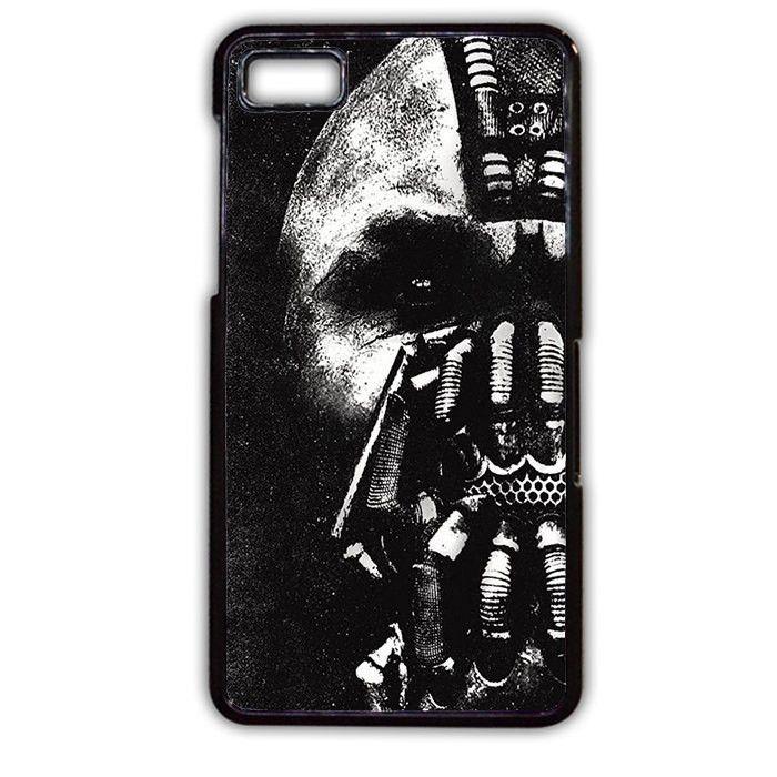 Batman Bane The Dark Knight Rises TATUM-1437 Blackberry Phonecase Cover For Blackberry Q10, Blackberry Z10
