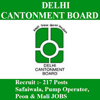 CB Delhi Admit Card 2017 | Freejobalert Guru | Job portal