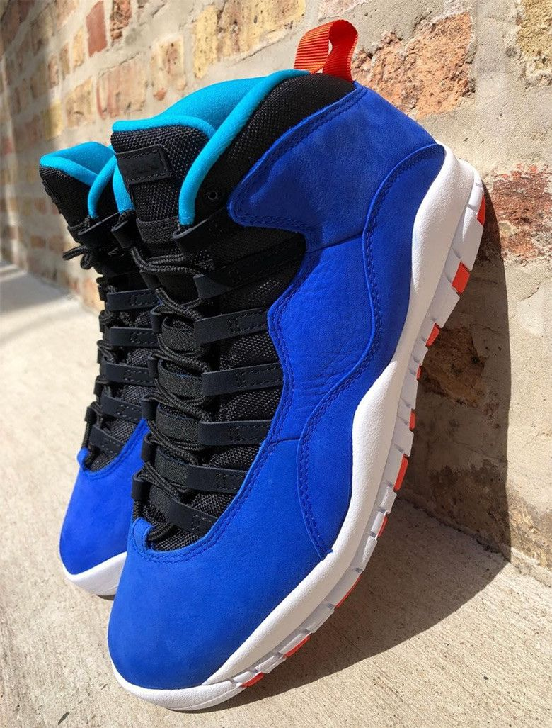 sports shoes 5cd3a e5321 Air Jordan 10 Tinker Is Inspired By The Huarache Light ...