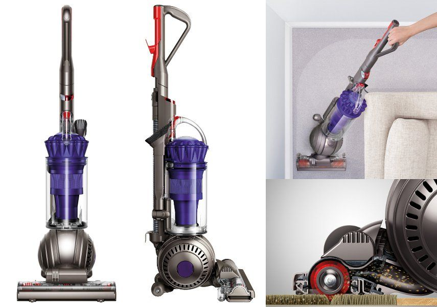 Dyson dc41 animal bagless upright vacuum cleaner http