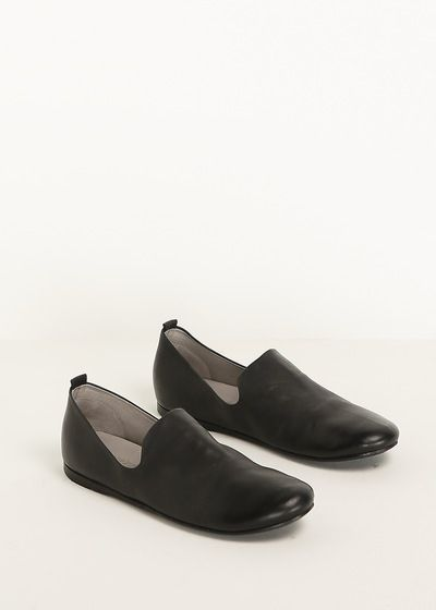 Marsell Strapiatta Slip On (Black)