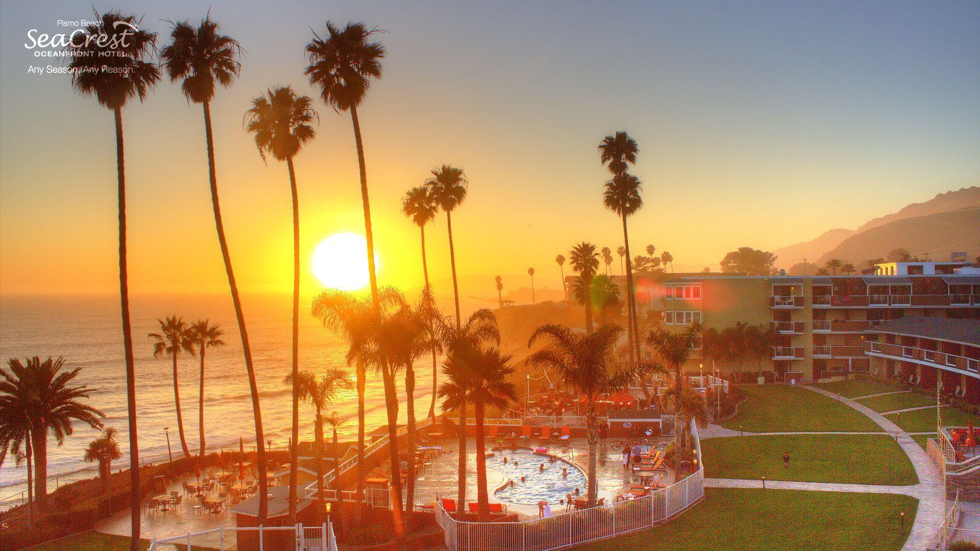 Seacrest Oceanfront Hotel In Pismo