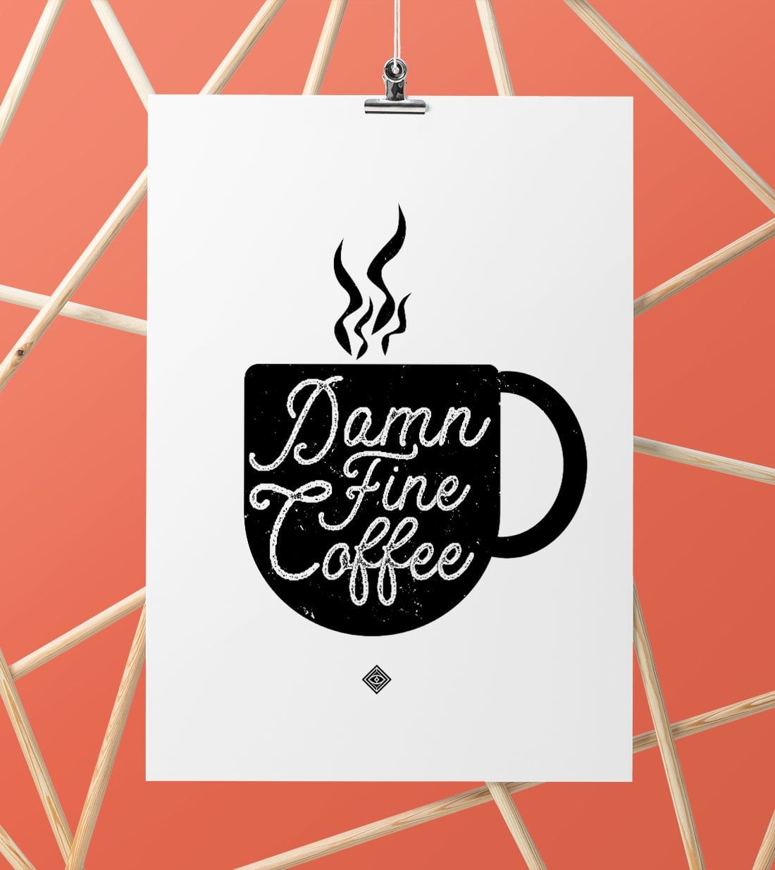 damn fine coffee free printable | friday series, free printable and