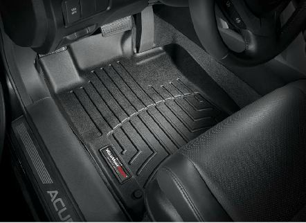20092013 Acura Tsx Black Weathertech Floor Liner Full Set 1st 2nd Row Click Image To Review More Details Floor Liners Acura Tsx Acura