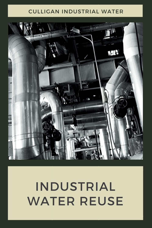 Industrial Water Reuse In 2020 Industrial Water Treatment Reuse