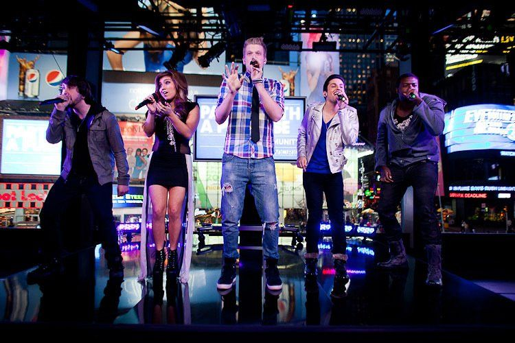 Pentatonix - is a must .. check them!