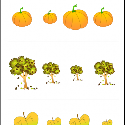 17+ images about Autumn/Fall Worksheets on Pinterest | Number ...