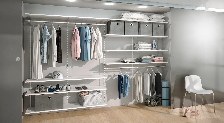 Schranksysteme Nach Mass Konfigurieren Regalraum Schranksystem Kleiderschrank Selber Bauen Kleiderschrank Fur Dachschrage