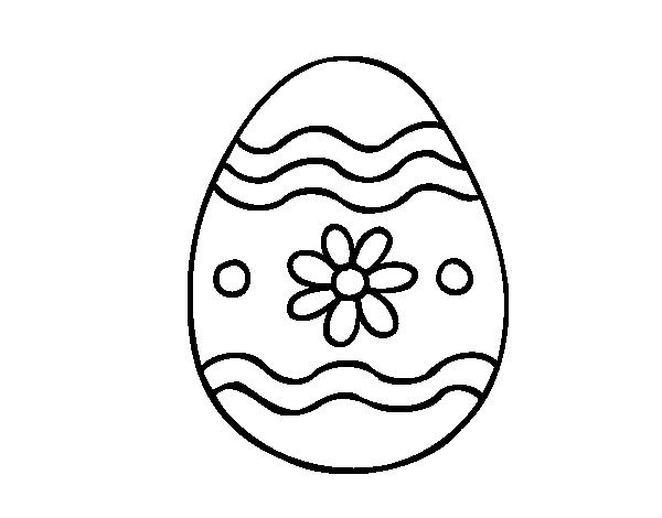 Dibujos Huevos De Pascua. Para Imprimir O Descargar Huevos De Pascua ...