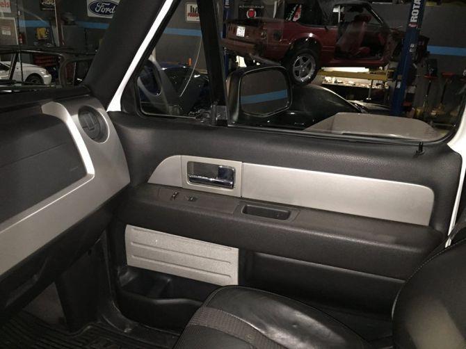 1993 Ford Bronco Body On Svt Raptor Frame Engine Ford Bronco Big Ford Trucks Bronco