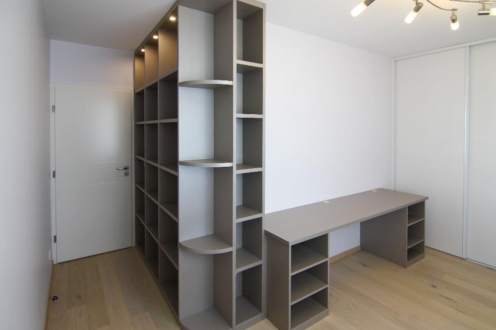 Bibliotheque Meuble Et Bureau Realises A Grenoble En 2020