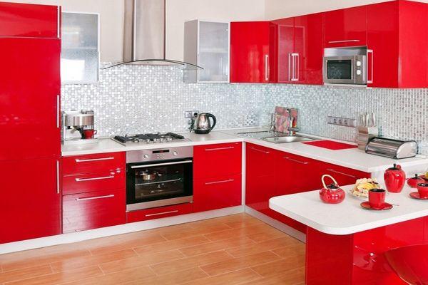 Anda Dapat Mempunyai Dapur Yang Colourfull Dengan Warna Cat Berkilau Diantaranya Adalah Memilih Terang Seperti Hijau Muda
