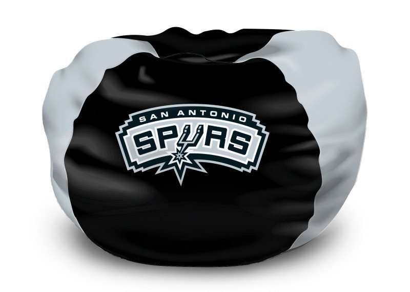 San Antonio Spurs NBA Bean Bag Chair By Bedding