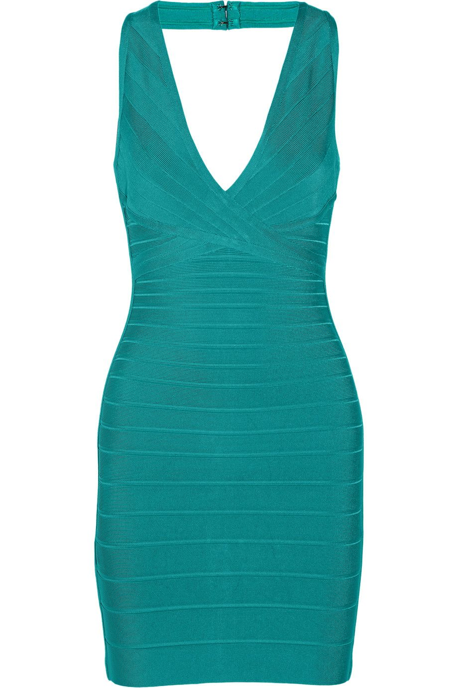 7dc1c0a2315f HERVE LEGER Nadya Bandage Halterneck Dress.  herveleger  cloth  dress