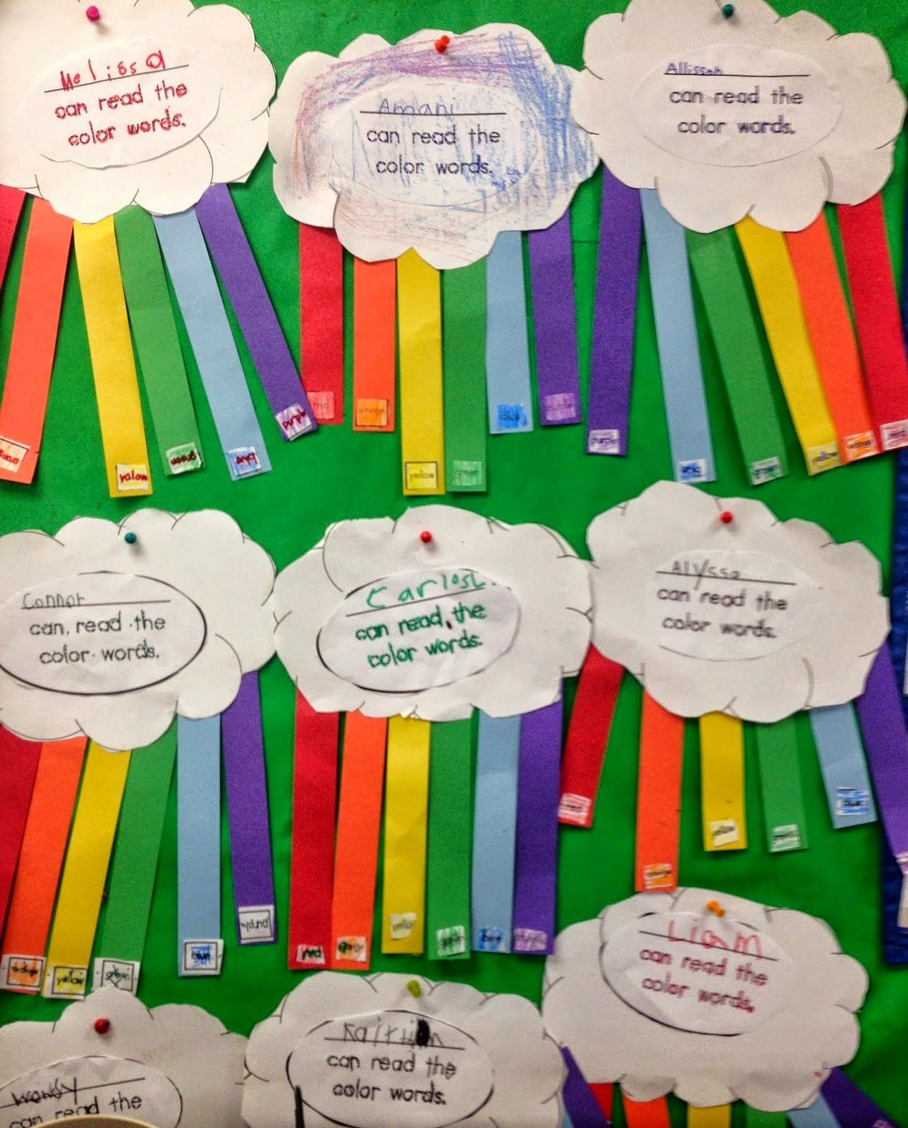 St Patrick S Day Rainbow Sight Word Freebie Isn T This