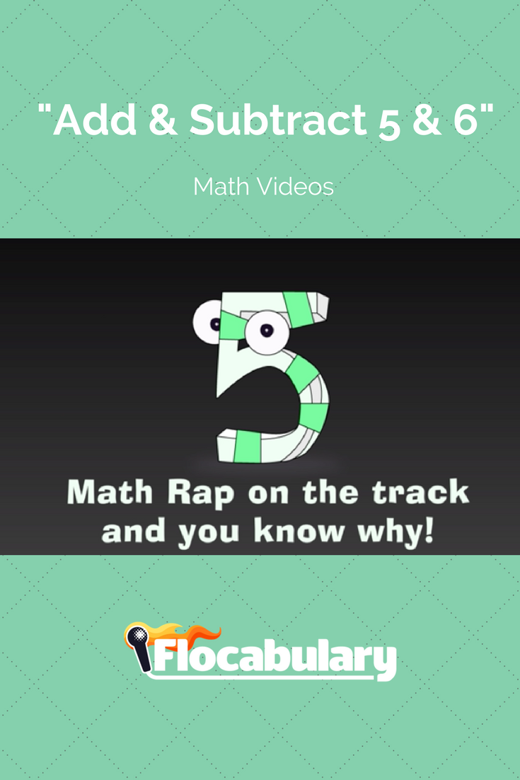 This addition and subtraction rap song gives students practice ...