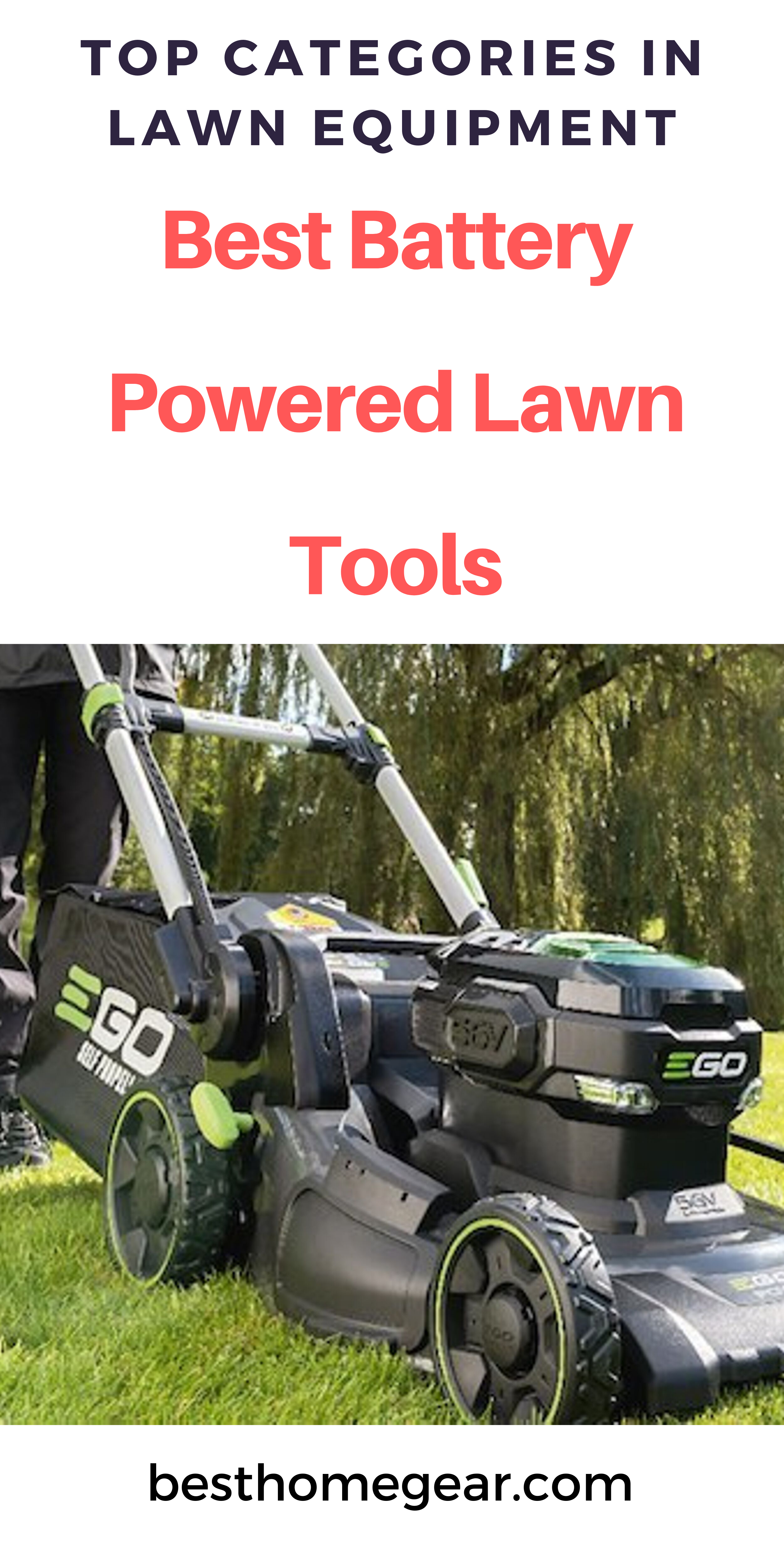 Best Battery Ed Lawn Tools The