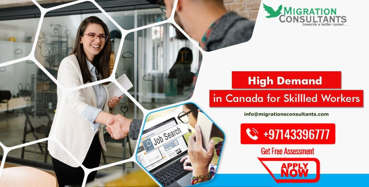 Canada. Family PR Visa. Skilled Professionals in High