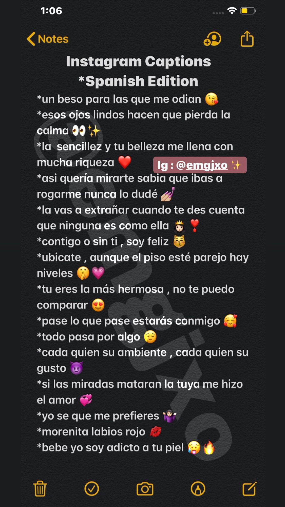 Instagram Captions In Spanish Instagram Captions For Friends Witty Instagram Captions Cute Instagram Captions