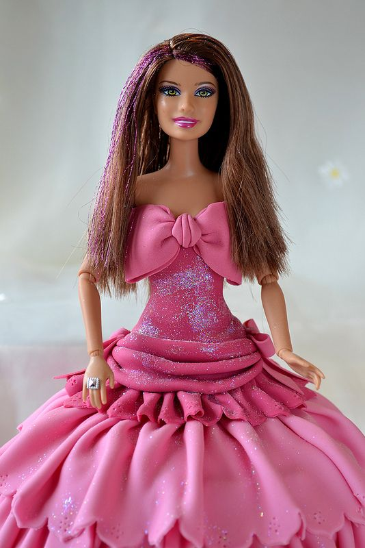 Barbie cake Barbie and Cake