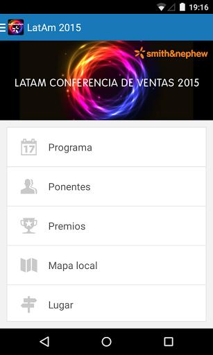 La aplicación oficial de Smith & Nephew en Latam Conferencia de Ventas, que se celebrará en el Hotel Westin Playa Bonita en la Ciudad de Panamá, Panamá, 27 - 30 Enero 2015. Versión en español.  http://Mobogenie.com
