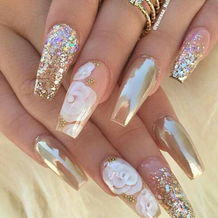12 Unique Trending Nail Art Designs For 2017: Follow Me On Pinterest: @SuperMom5113 Check Out My IG For