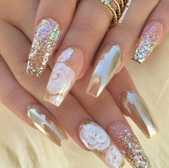 Pin de Dorothy Brooks en nails | Pinterest | Diseños de uñas, Unas ...