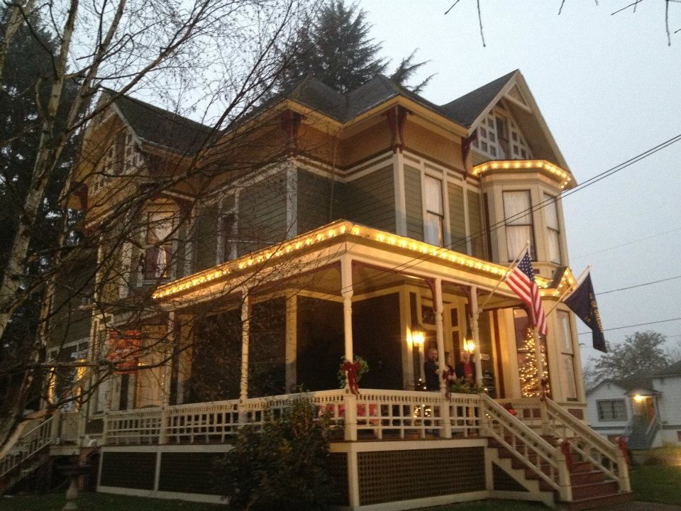 Oh Albany Oregon and your historic homes