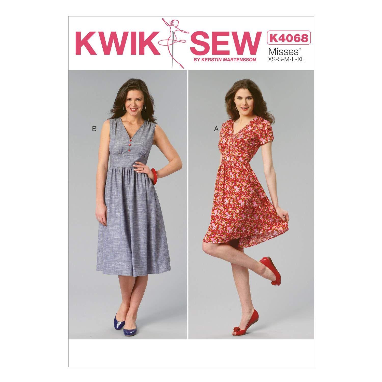 Mccall Pattern K4068 All Sizes -Kwik Sew Pattern | sewing stuff ...
