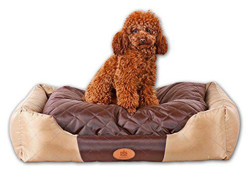 Final Sale Pls Pet Royal All Seasons Bolster Pet Bed Small 20wx24l