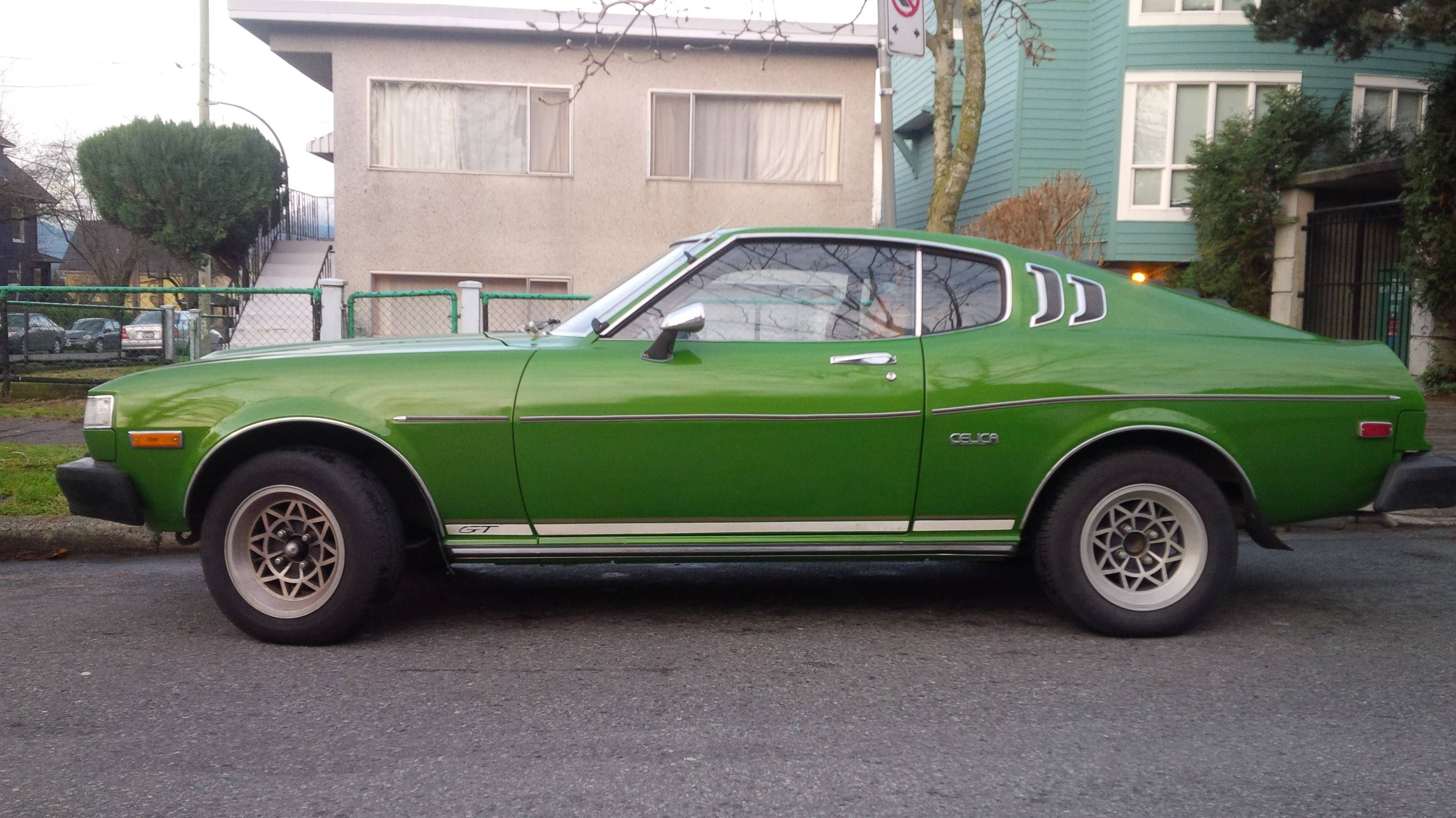 1976 Toyota Celica Gt Liftback Pinterest 1973 2000