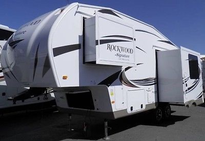 Forest River Signature Ultra Lite 5th Wheel Forest River 5th