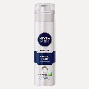 Awesome Total Stylish: Best Shaving Cream For Men | Nivea   Men Sensitive Shaving  Foam