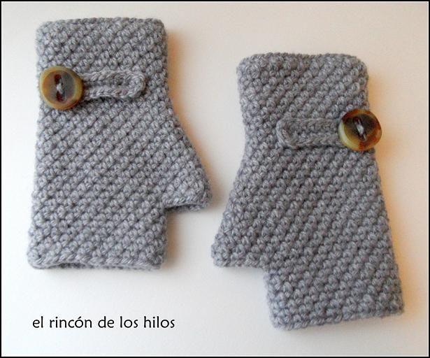 Mitones!   mitones y guantes tejidos   Pinterest   Mitones, Guantes ...