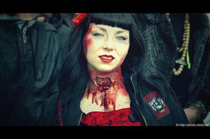 zombie walk <3